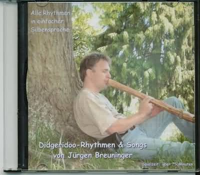 CD Rhythmen und Songs